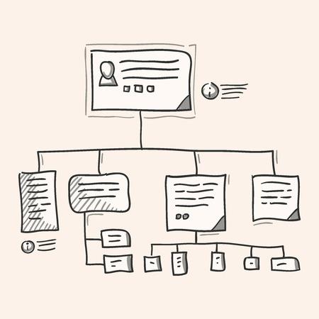 org: Org Chart Illustration