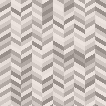 Zig Zag Abstract Background in Shades of Gray Warm Illustration