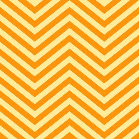v shape: Background of Yellow and Orange V Shape Patterns Illustration