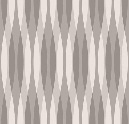 variance: Shades of Gray Abstract Wavy Background Illustration