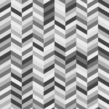 variance: Black and White Zig Zag Abstract Background
