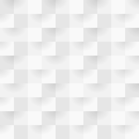 Gray Square Pattern