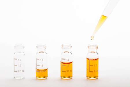 pipette: La investigaci�n qu�mica - la preparaci�n de muestras
