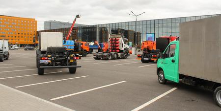 methane: different cars running on methane