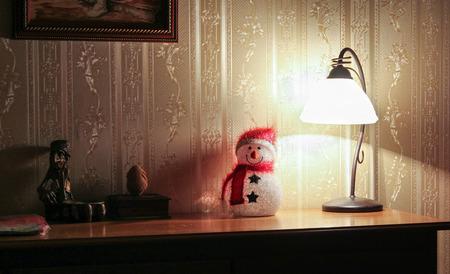 christmas house: Christmas toy house.
