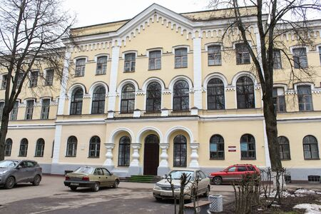 humanities: Novgorod Institute of Humanities. Architecture and urban views of Novgorod the Great.