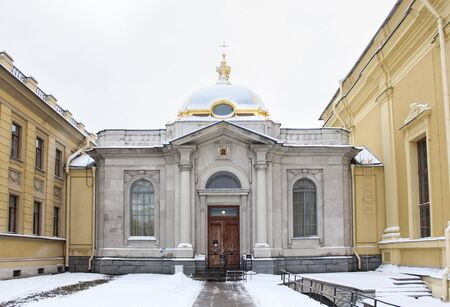Out of the Peter and Paul Cathedral. A visit to the fortress in the framework of the cultural forum in St. Petersburg. Editorial