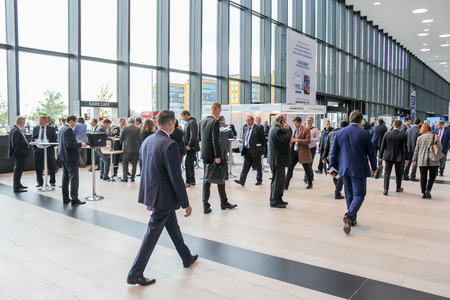 International Annual Gas Forum in the Expo Forum of St. Petersburg.