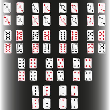 baptizing: card poker deck