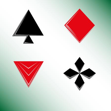 peak: cards, poker, hearts, diamonds, peak, baptizing, suit