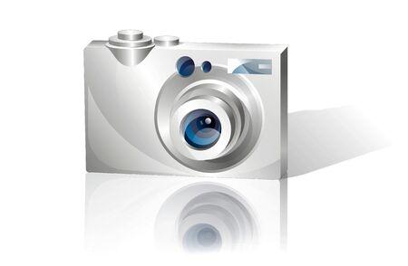 photo camera Stock Photo