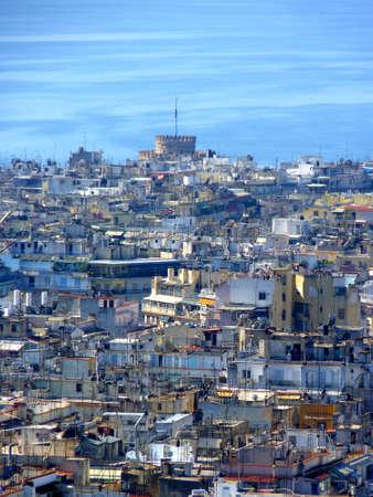thessaloniki: City of Thessaloniki Stock Photo
