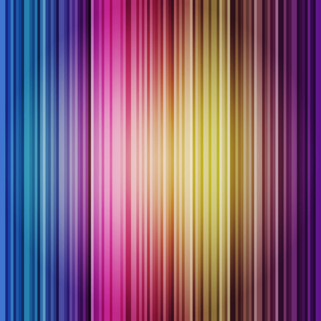 Abstract Colorful Shiny Vector Background with Stripe Decoration