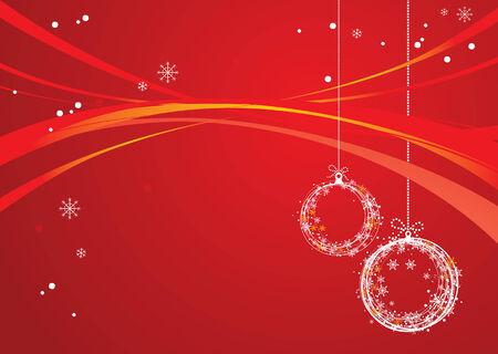 newyear: New-Year y los antecedentes de la Navidad de color rojo