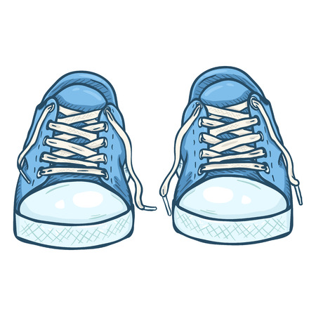 subculture: Vector Cartoon Illustration Illustration