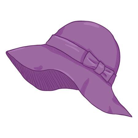 Purple hat icon.