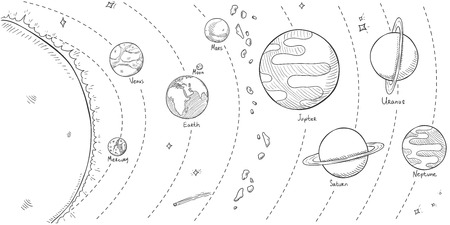333 Asteroid Belt Stock Illustrations, Cliparts And Royalty Free