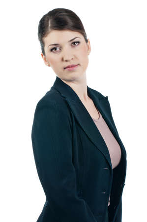 Young businesswoman Stock Photo - 17015831