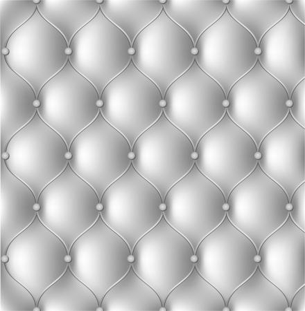 Leather white upholster Stock Vector - 13739168