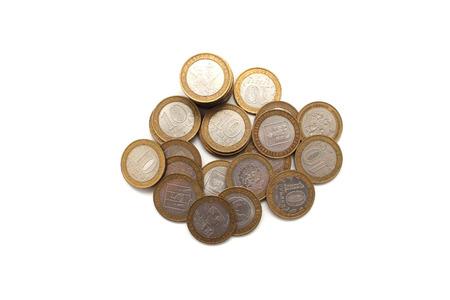 commemorative: Commemorative coins ten-Russia
