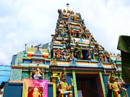 galle: Hindu temple in Galle