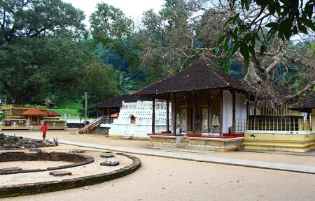house of prayer: The house of prayer, the Temple of the tooth