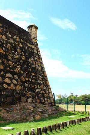 galle: Observation tower at Fort Galle, Sri Lanka
