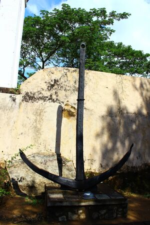 galle: Anchor, Galle Fort