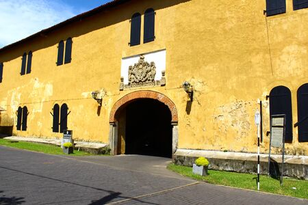 galle: The Old Gate, Fort, Galle, Sri Lanka