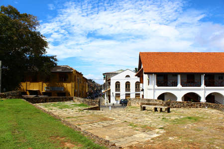 galle: Bastion Galle Fort