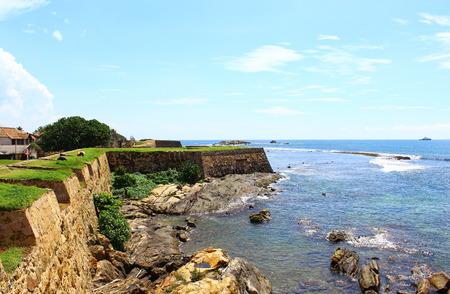galle: The Galle Fort, Sri Lanka, Indian ocean