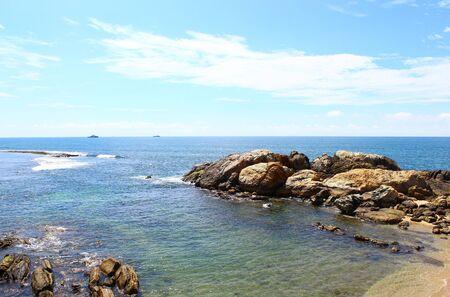 galle: Rocky Cape, Galle, Sri Lanka