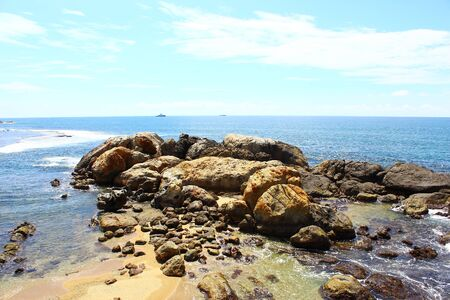 galle: Rocky Cape, Galle