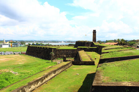 galle: The Galle Fort, in the Eastern part