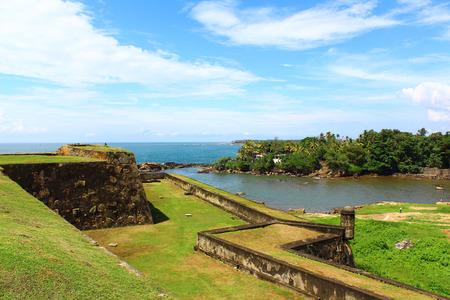 galle: Dutch Fort Galle Editorial