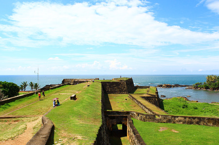 galle: The Dutch Fort of Galle, Sri Lanka
