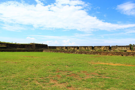 galle: Bastion, Fort Galle