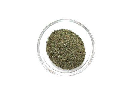 dill: Chopped dried dill