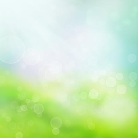 hintergrund: Frühling Hintergrund Bokeh Lizenzfreie Bilder