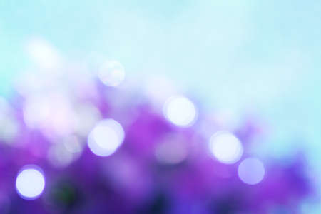 de focus: Beautiful purple abstract with blue tones