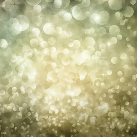 Festive gold Christmas abstract  background