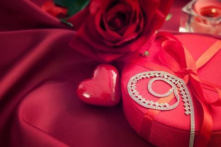 Valentines theme Stock Photo - 12087596