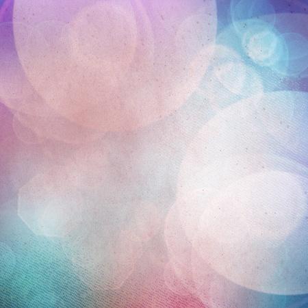 боке: Фиолетовые, зеленые, синие и розовые пастельные красочный фон. боке огни фон размытым Фото со стока