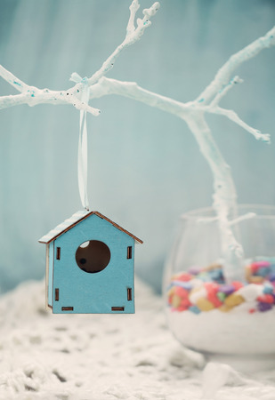 Bird house photo