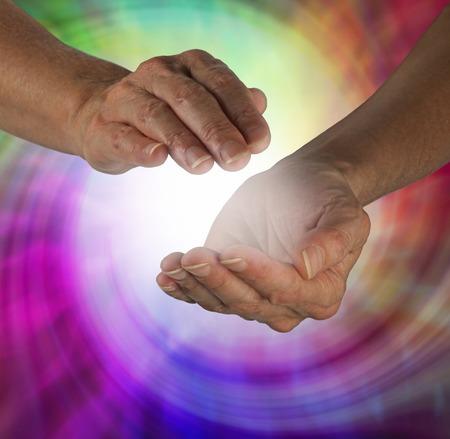universal love: Sintiendo v�rtice de energ�a