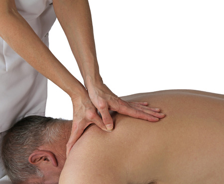 pressure massage: Sports Massage Technique
