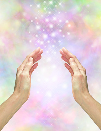 conjuring: Magical healing and sparkles
