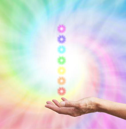 divine: De zeven chakra's