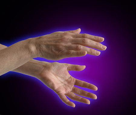 energy channels: Healing Hands Aura