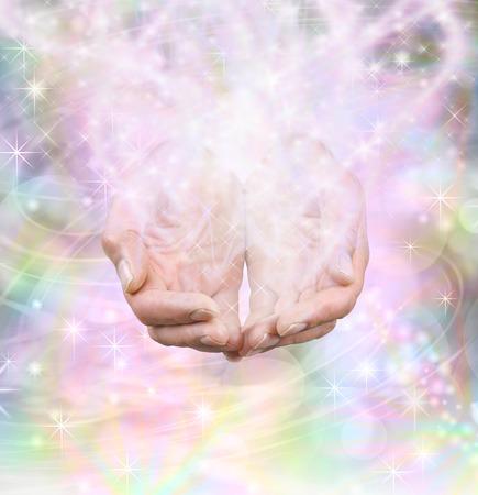 Magie de magicien Banque d'images - 29670687